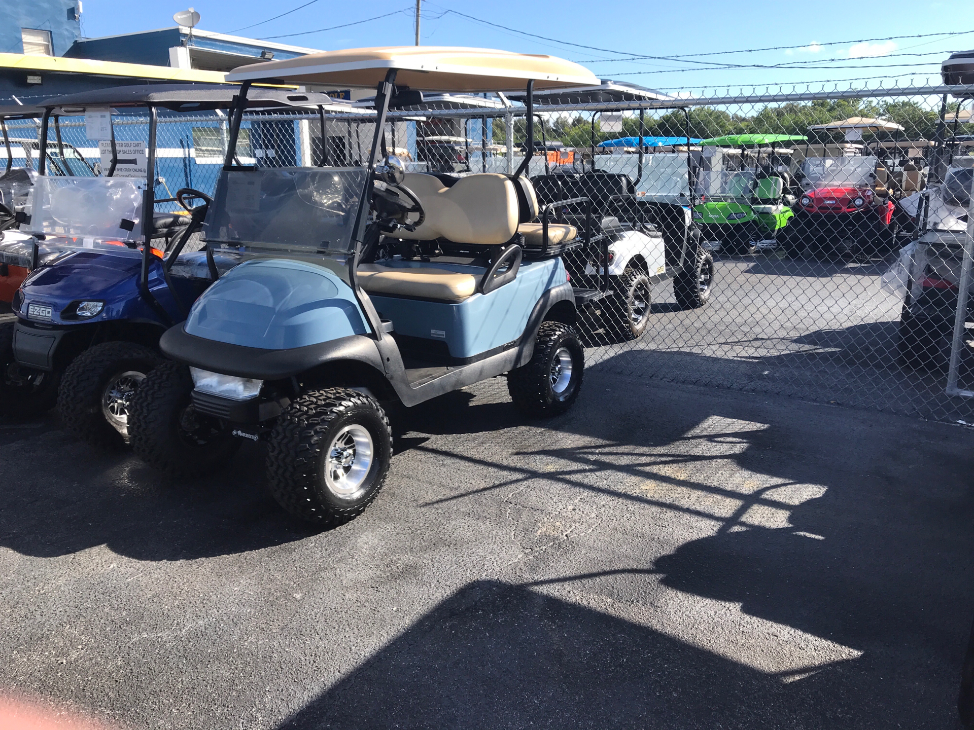 2010 Club Car Precedent in Fort Pierce, Florida - Photo 2