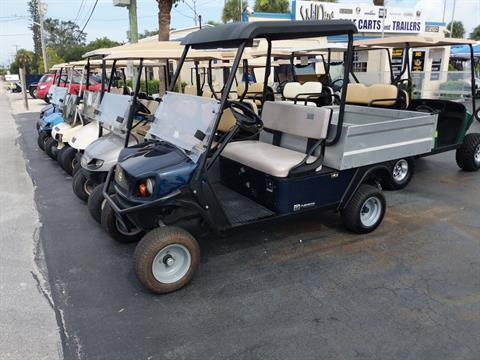 2015 Cushman Hauler 1200 Gas in Fort Pierce, Florida