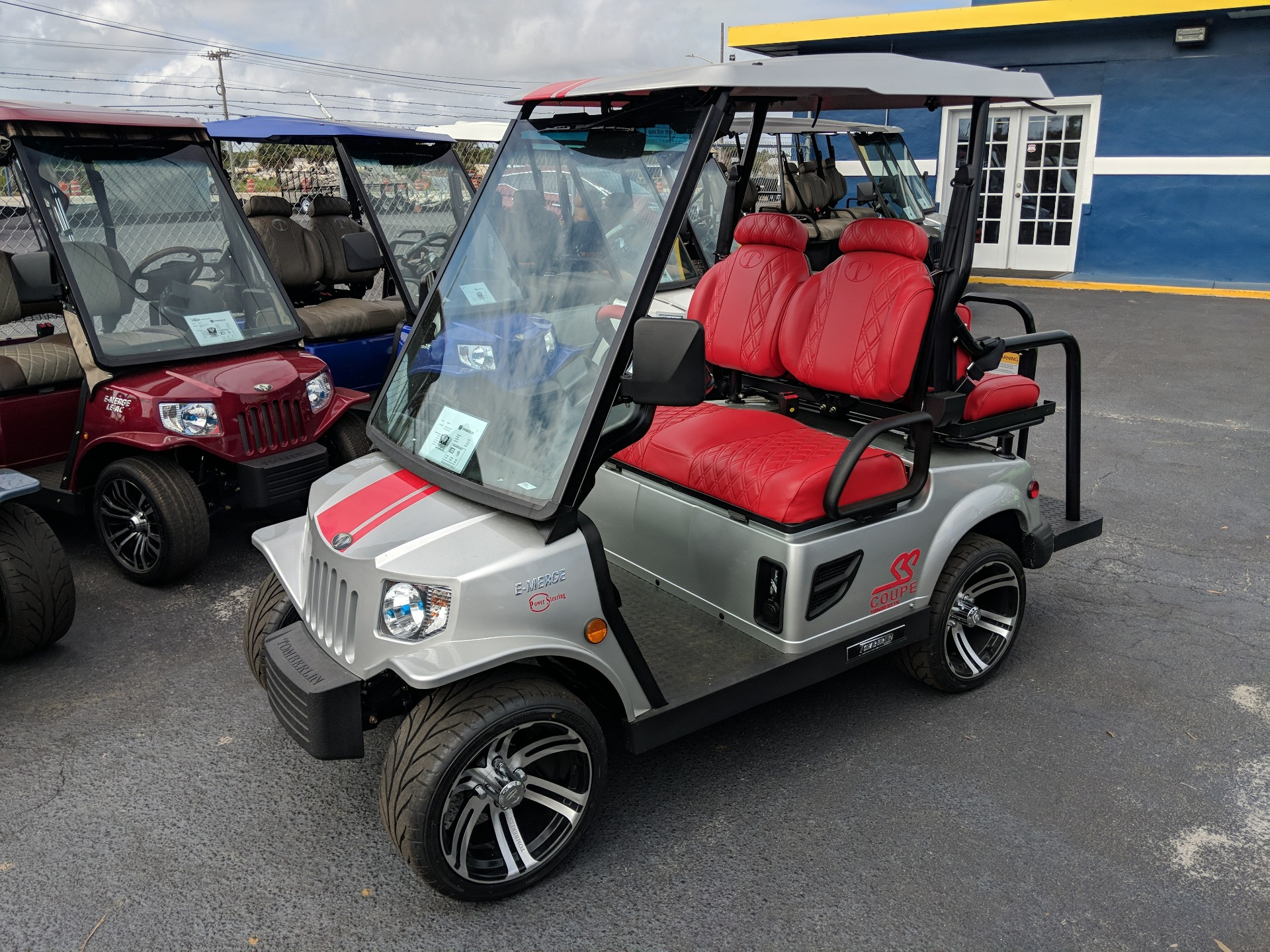 2019 Tomberlin E-Merge SS Coupe in Fort Pierce, Florida - Photo 1