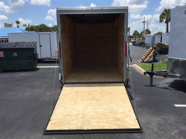 2019 Cargo Express XLW6X12SI2 Extra Tall in Fort Pierce, Florida