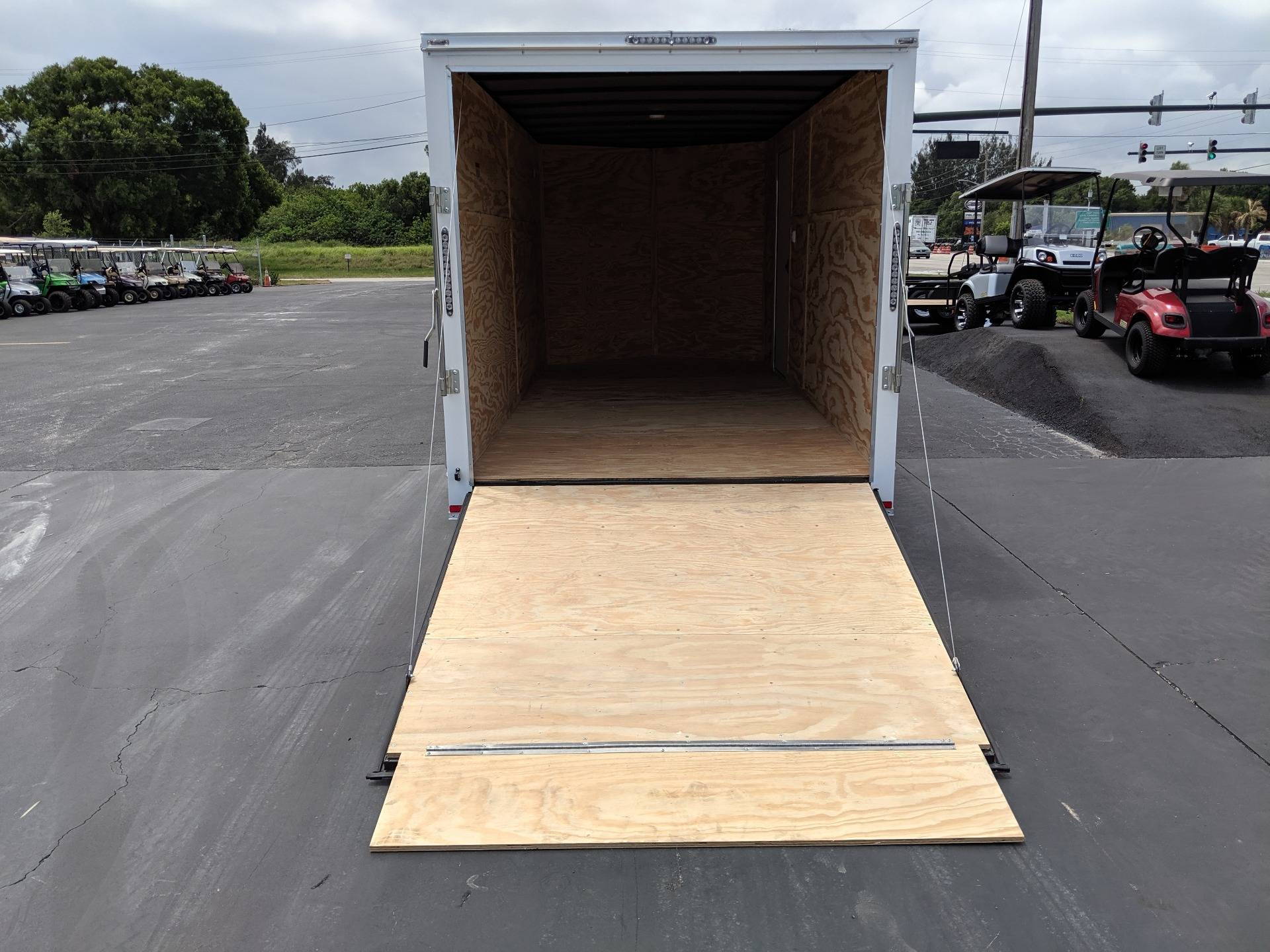 2019 Lark VT6X12SA Extra Tall in Fort Pierce, Florida - Photo 3