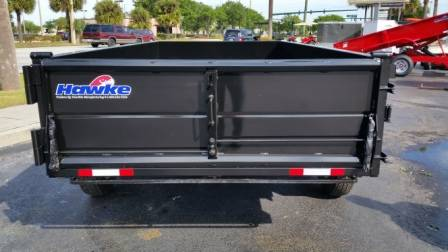 2019 Hawke 6X12 Heavy Duty Lo-Profile in Fort Pierce, Florida - Photo 8