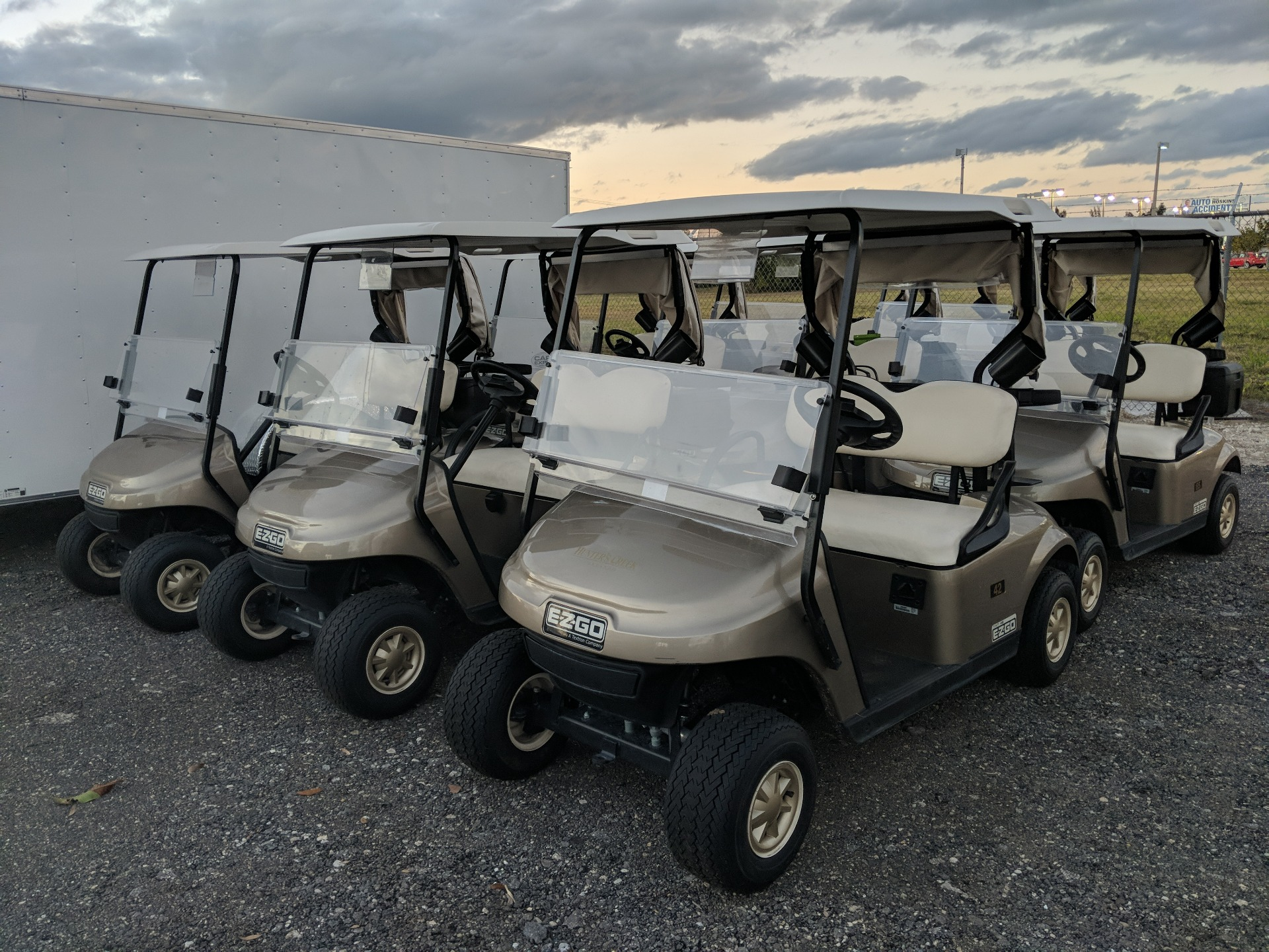 2018 E-Z-Go Freedom TXT Electric Elite 2.0 in Fort Pierce, Florida - Photo 1
