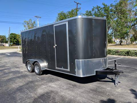 2018 Cargo Express XLW7X16 Extra Tall in Fort Pierce, Florida