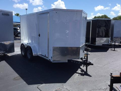 2018 Cargo Express XLW6X12TE2 Tandem in Fort Pierce, Florida