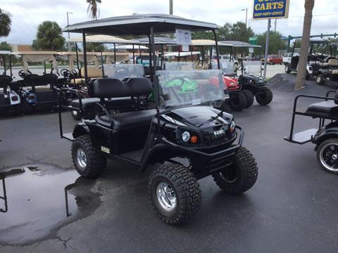 2017 E-Z-Go Express S4 Gas Powered in Fort Pierce, Florida