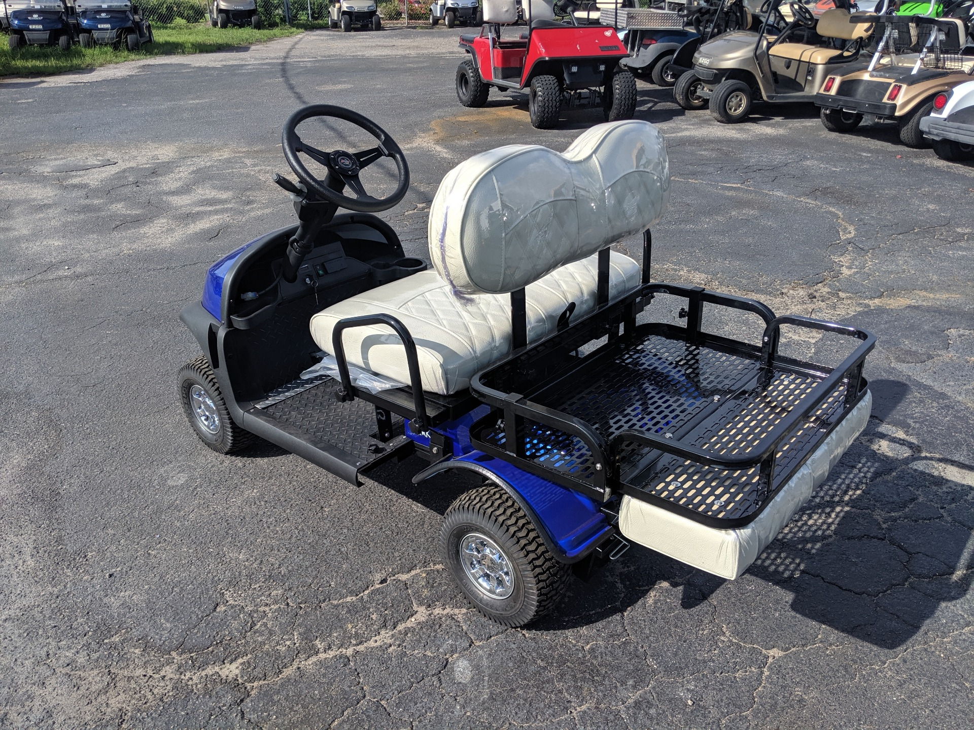 2019 Cricket Mini Cart Rx 5 In Fort Pierce Florida
