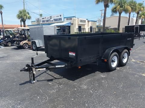 2018 Triple Crown 6X12 Lo-Profile Dump in Fort Pierce, Florida