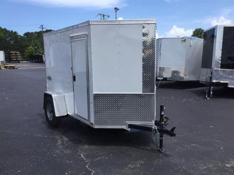 2019 Cargo Express XLW5X8SI2 with Side Door in Fort Pierce, Florida