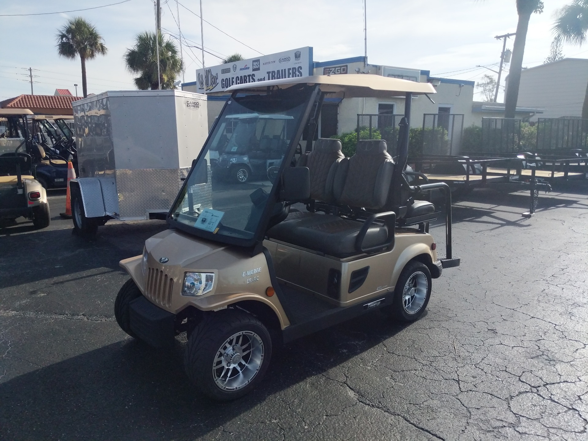 2019 Tomberlin Emerge E2-LE Plus in Fort Pierce, Florida