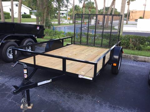 2019 Triple Crown 6X10 Utility in Fort Pierce, Florida