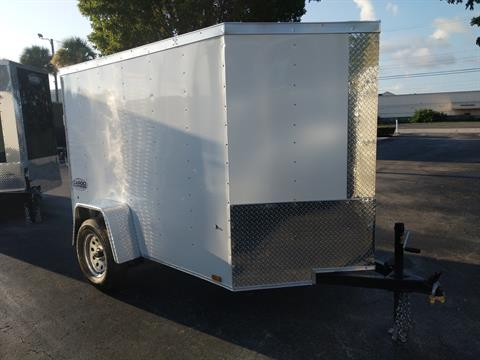 2019 Cargo Express XLW5X8SI2 in Fort Pierce, Florida