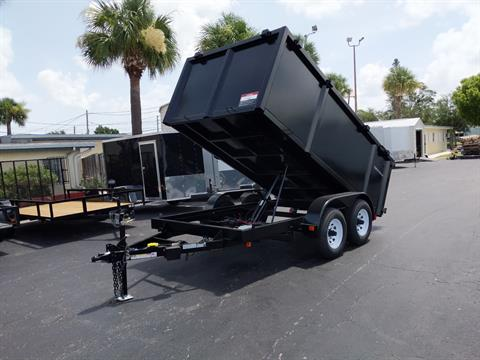 "2018 Triple Crown 6X12 Lo-Pro with 48"" Sides in Fort Pierce, Florida"
