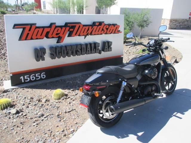 2017 Harley-Davidson Street® 750 in Scottsdale, Arizona
