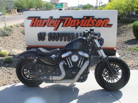 2016 Harley-Davidson Forty-Eight® in Scottsdale, Arizona