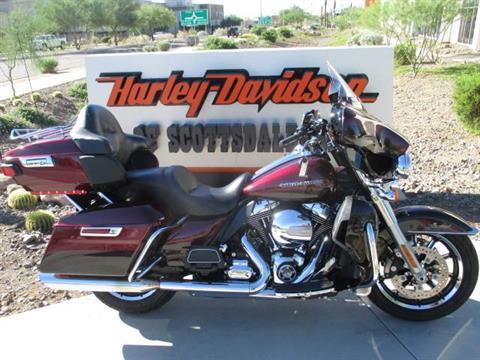 2015 Harley-Davidson Ultra Limited in Scottsdale, Arizona
