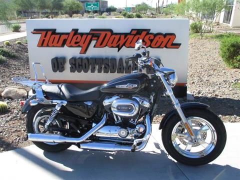 2014 Harley-Davidson 1200 Custom in Scottsdale, Arizona