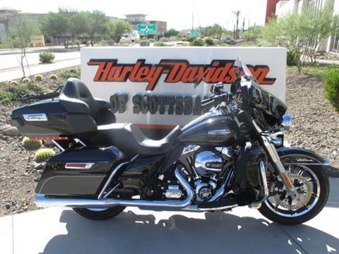2015 Harley-Davidson Electra Glide® Ultra Classic® Low in Scottsdale, Arizona