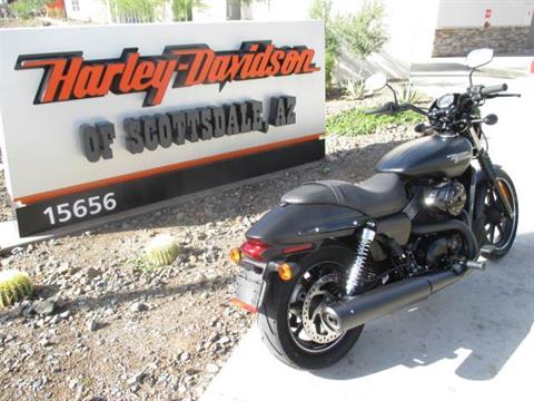 2017 Harley-Davidson Street® 750 in Scottsdale, Arizona