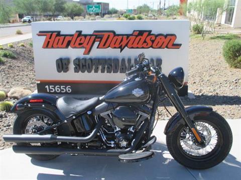 2017 Harley-Davidson Softail Slim® S in Scottsdale, Arizona