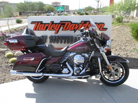 2014 Harley-Davidson Ultra Limited in Scottsdale, Arizona