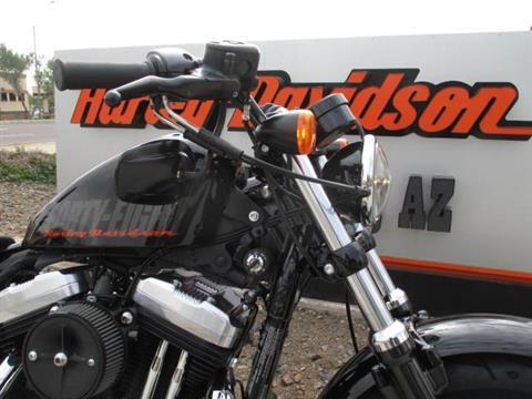 2015 Harley-Davidson Forty-Eight® in Scottsdale, Arizona