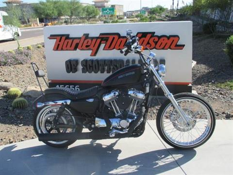 2012 Harley-Davidson Sportster® Seventy-Two™ in Scottsdale, Arizona