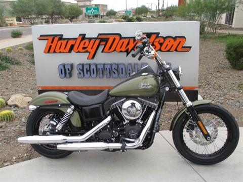 2017 Harley-Davidson Street Bob® in Scottsdale, Arizona