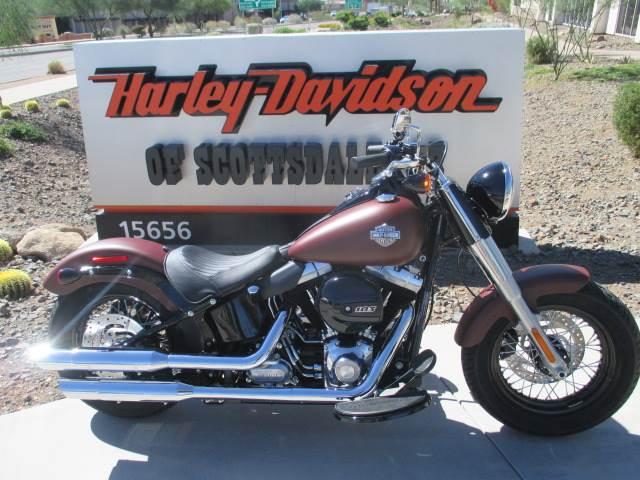 2017 Harley-Davidson Softail Slim® in Scottsdale, Arizona