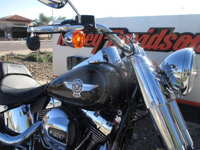 2017 Harley-Davidson Fat Boy® in Scottsdale, Arizona