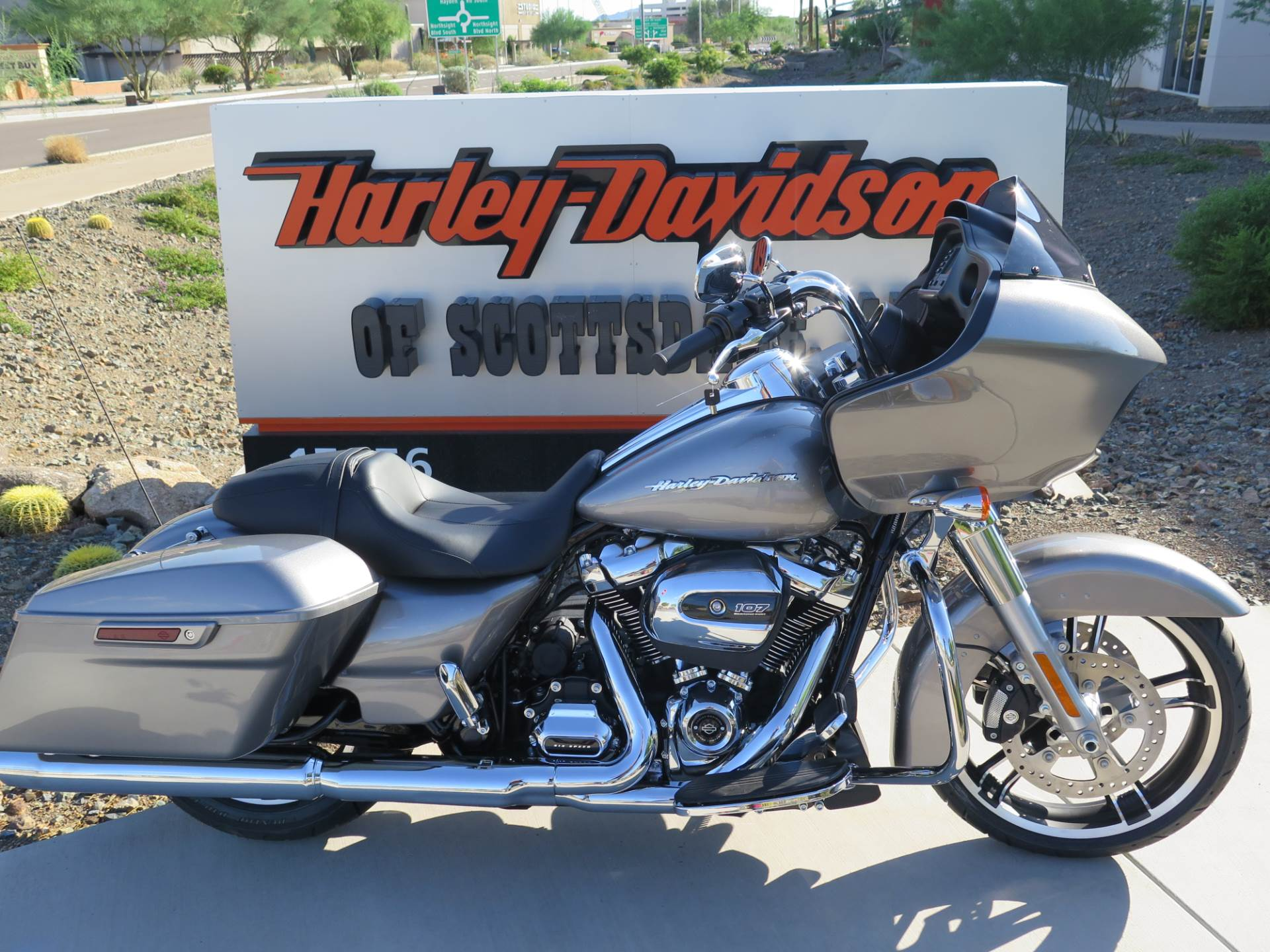2017 Harley-Davidson Road Glide® in Scottsdale, Arizona