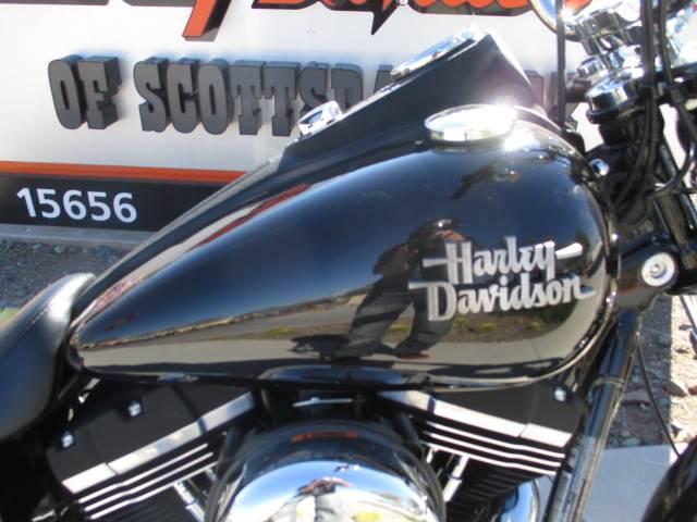 2015 Harley-Davidson Street Bob® in Scottsdale, Arizona