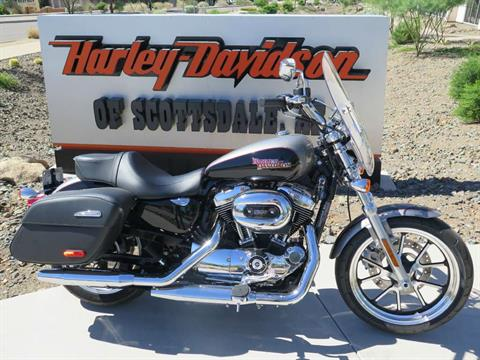 2016 Harley-Davidson SuperLow® 1200T in Scottsdale, Arizona