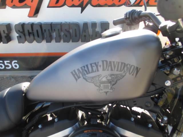 2017 Harley-Davidson Iron 883™ in Scottsdale, Arizona