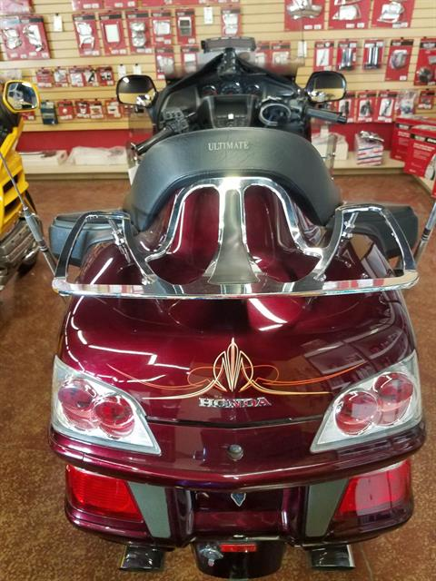 2007 Honda Gold Wing® Airbag in Highland, California