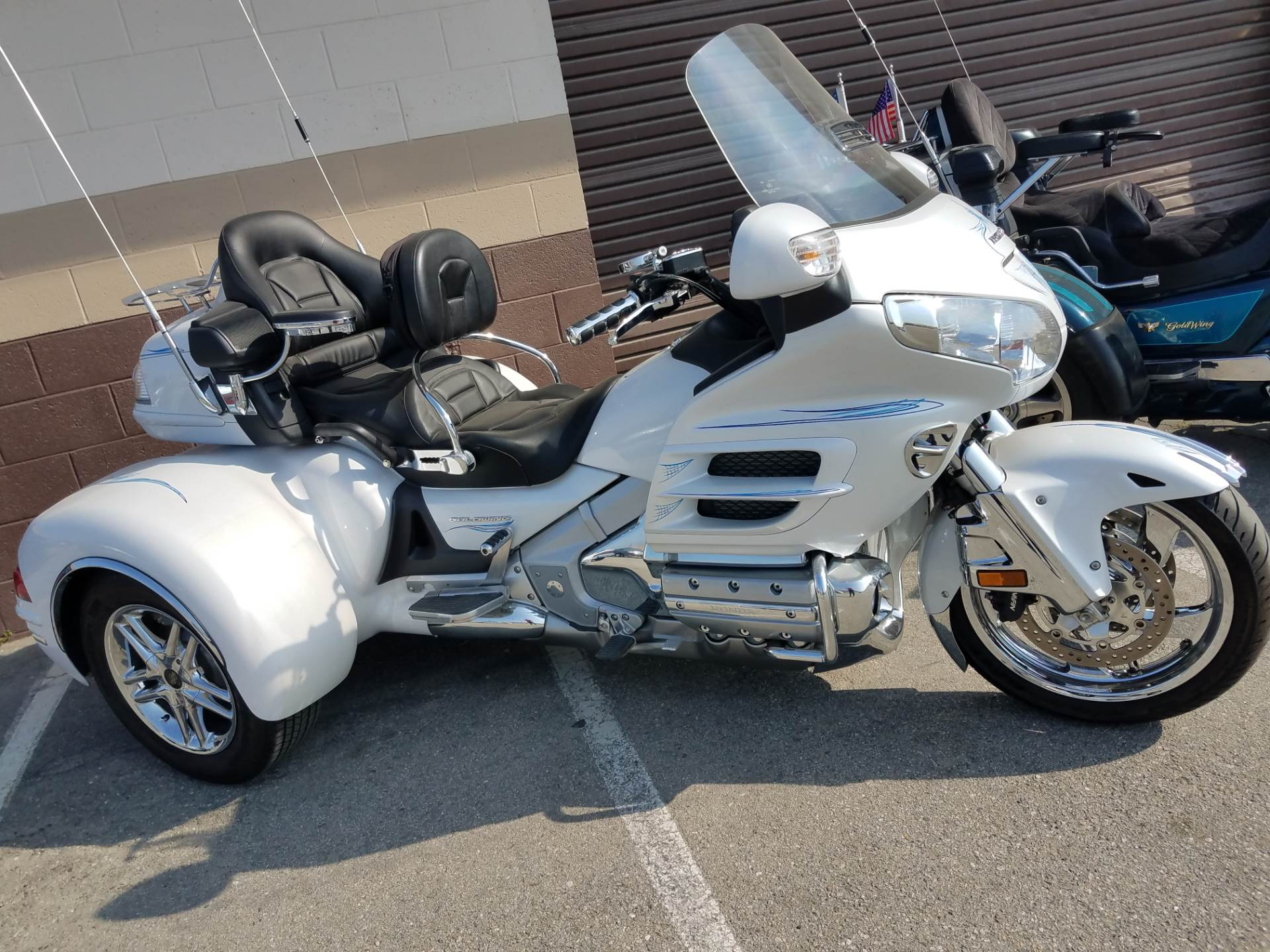 2008 California Sidecar Honda GL1800 Cobra in Highland, California
