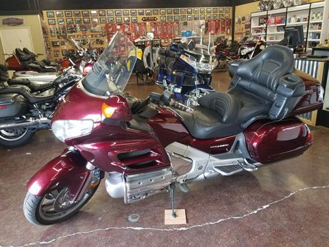 2006 Honda Gold Wing® Audio / Comfort / Navi in Highland, California