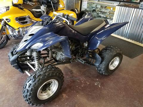 2006 Yamaha Raptor 350SE in Highland, California