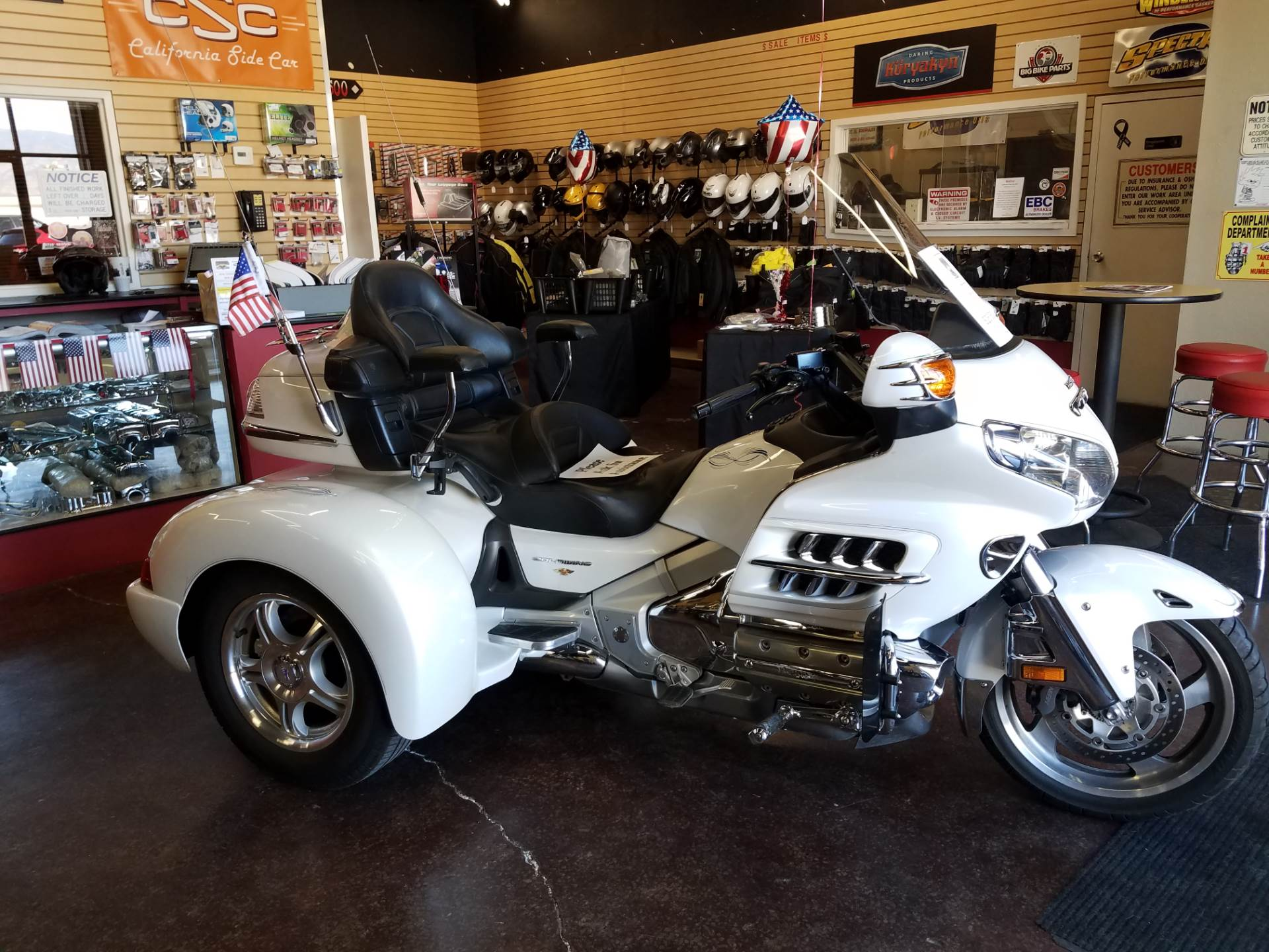 2008 Honda Gl1800 in Highland, California
