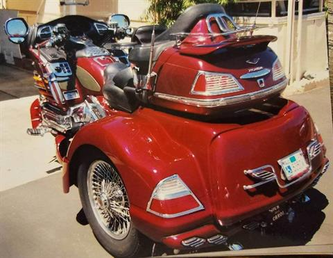 2005 Honda GL1800 Lehman Trike Conversion in Highland, California