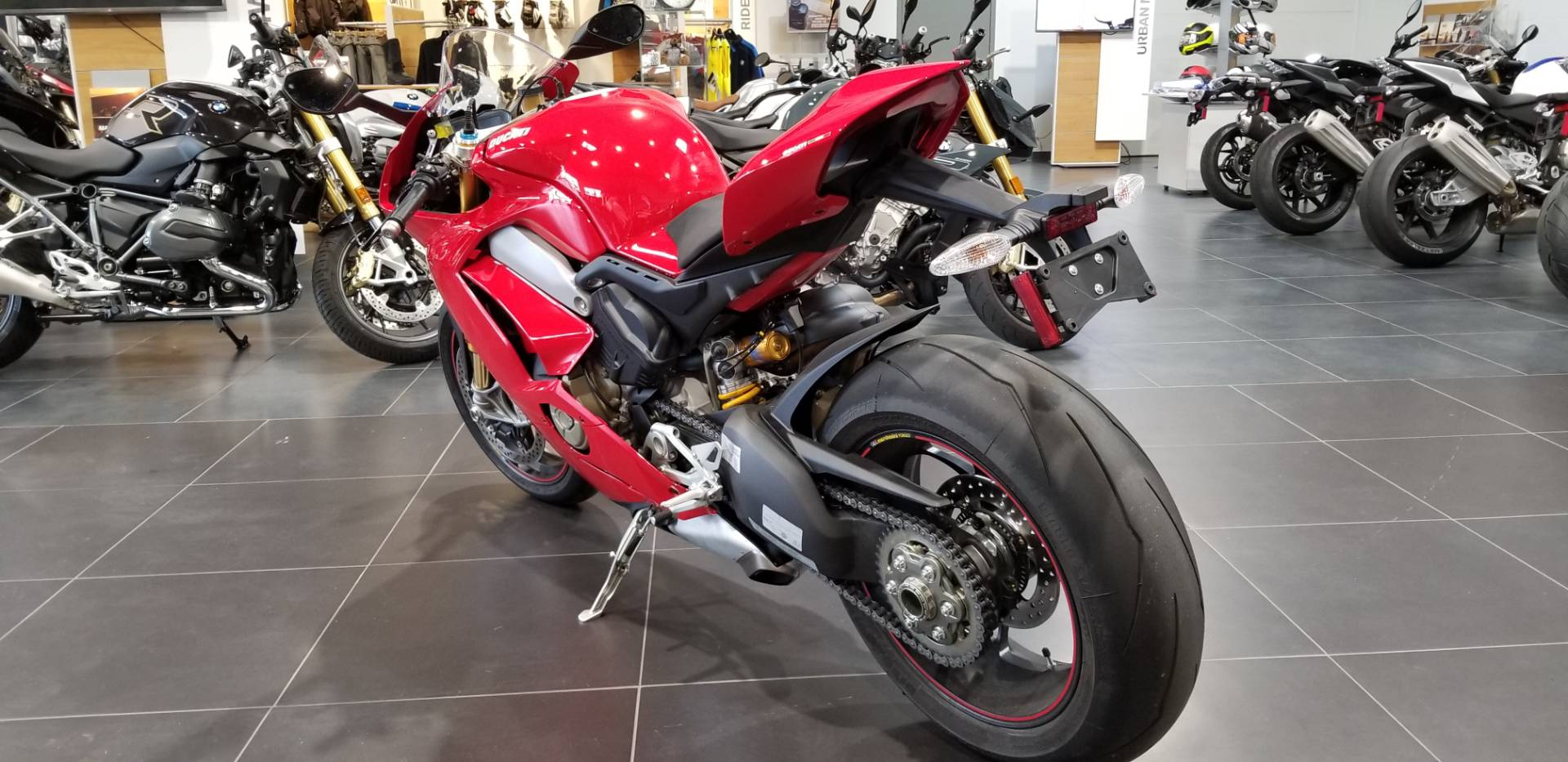 2018 Ducati Panigale V4 S in Gaithersburg, Maryland