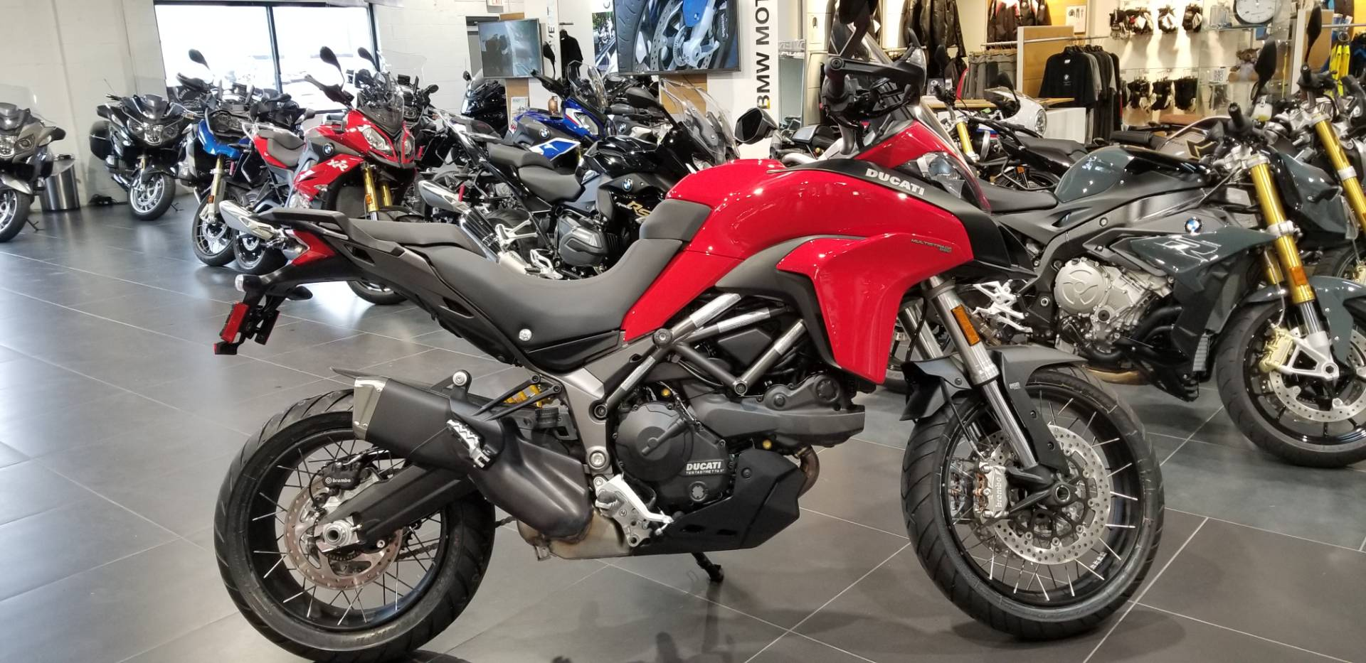 new 2018 ducati multistrada 950 motorcycles in. Black Bedroom Furniture Sets. Home Design Ideas