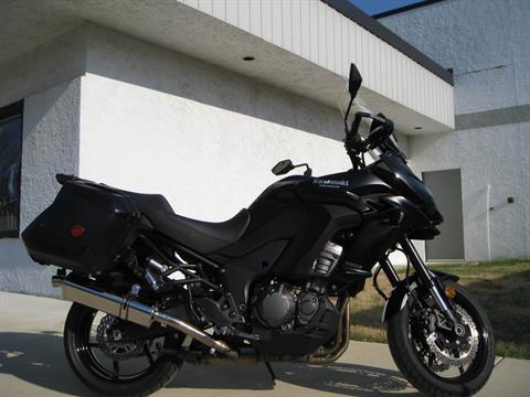 2015 Kawasaki Versys® 1000 LT in Gaithersburg, Maryland