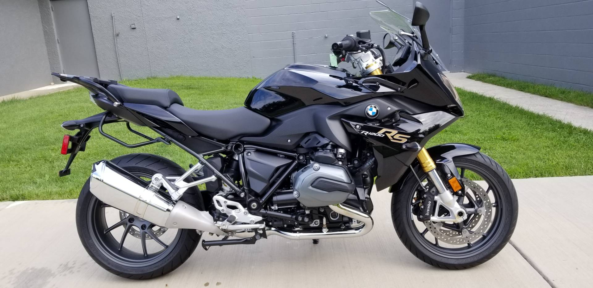 2018 BMW R 1200 RS in Gaithersburg, Maryland
