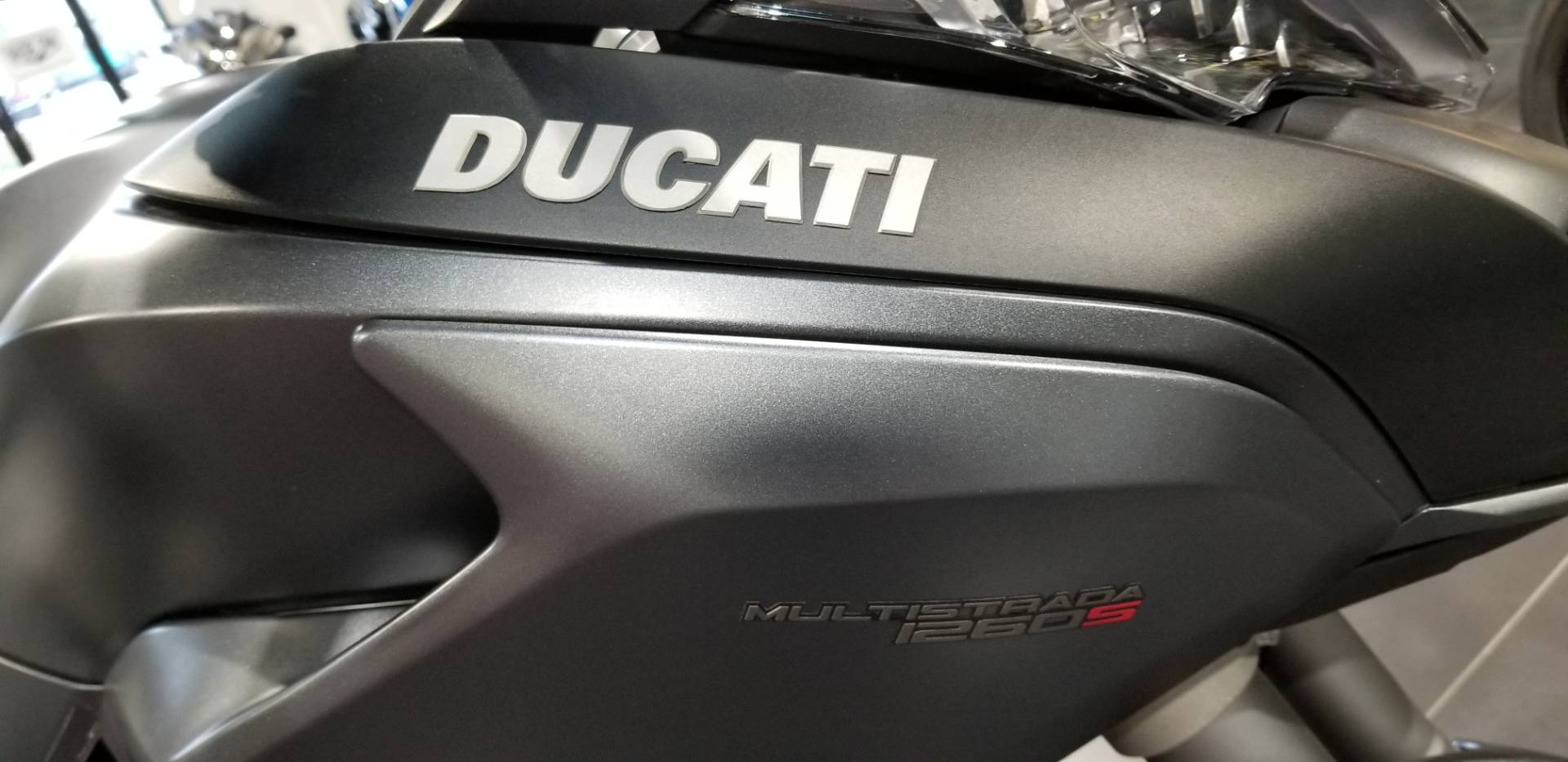 2018 Ducati Multistrada 1260 S Touring in Gaithersburg, Maryland - Photo 11