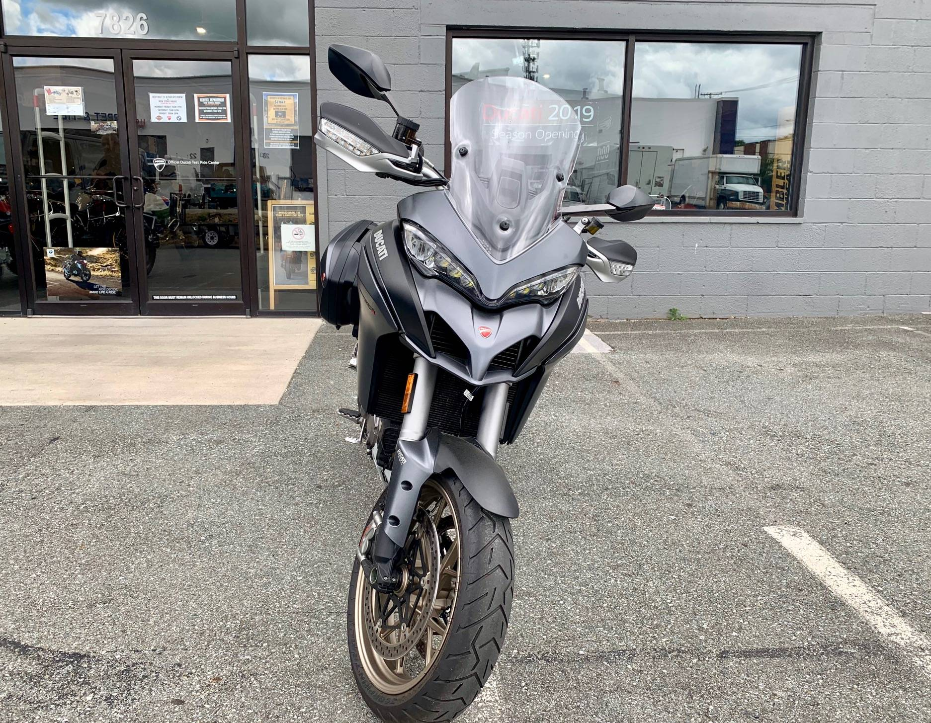 2018 Ducati Multistrada 1260 S Touring in Gaithersburg, Maryland - Photo 8