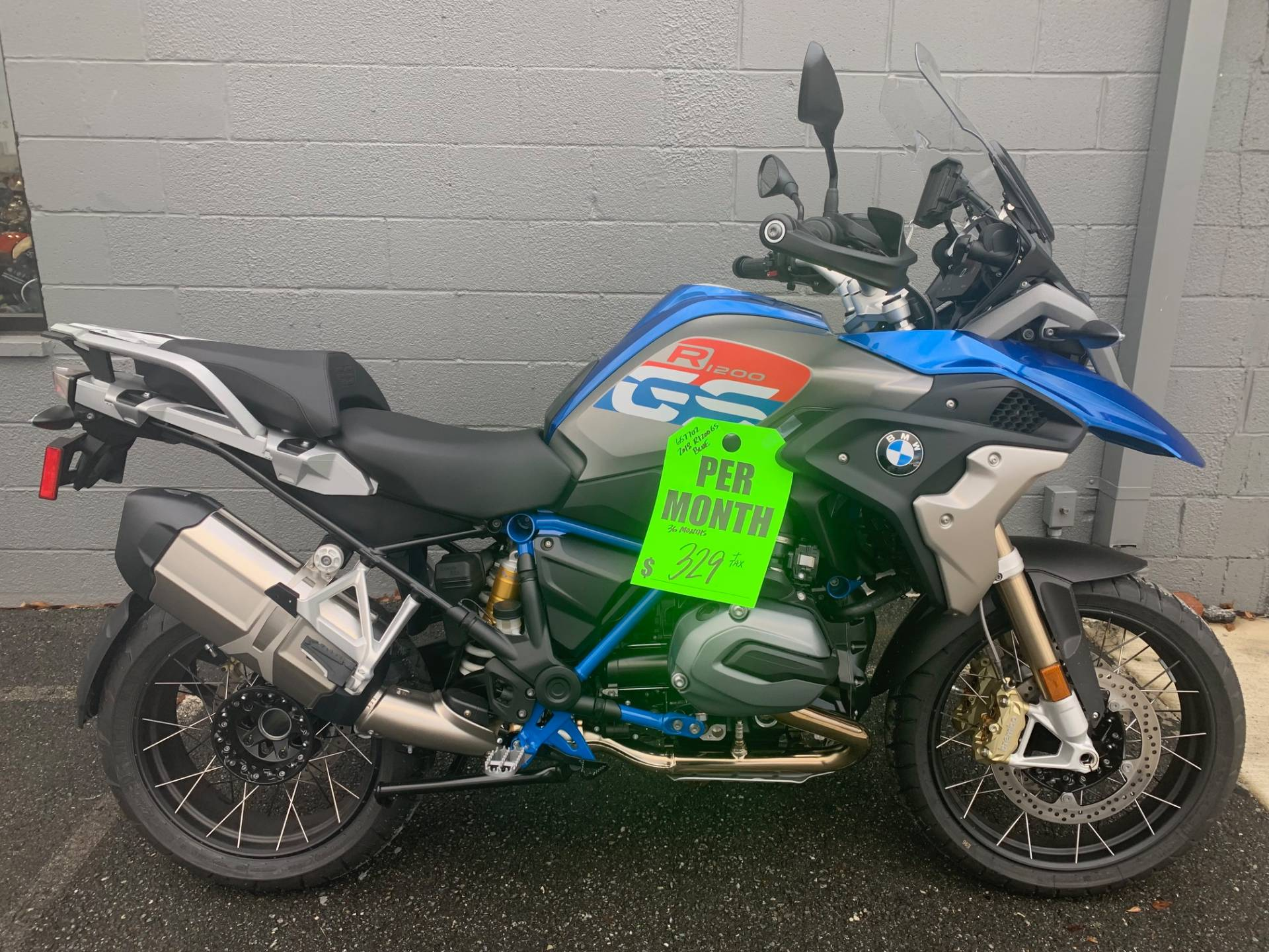 New 2018 BMW R 1200 GS Motorcycles in Gaithersburg, MD