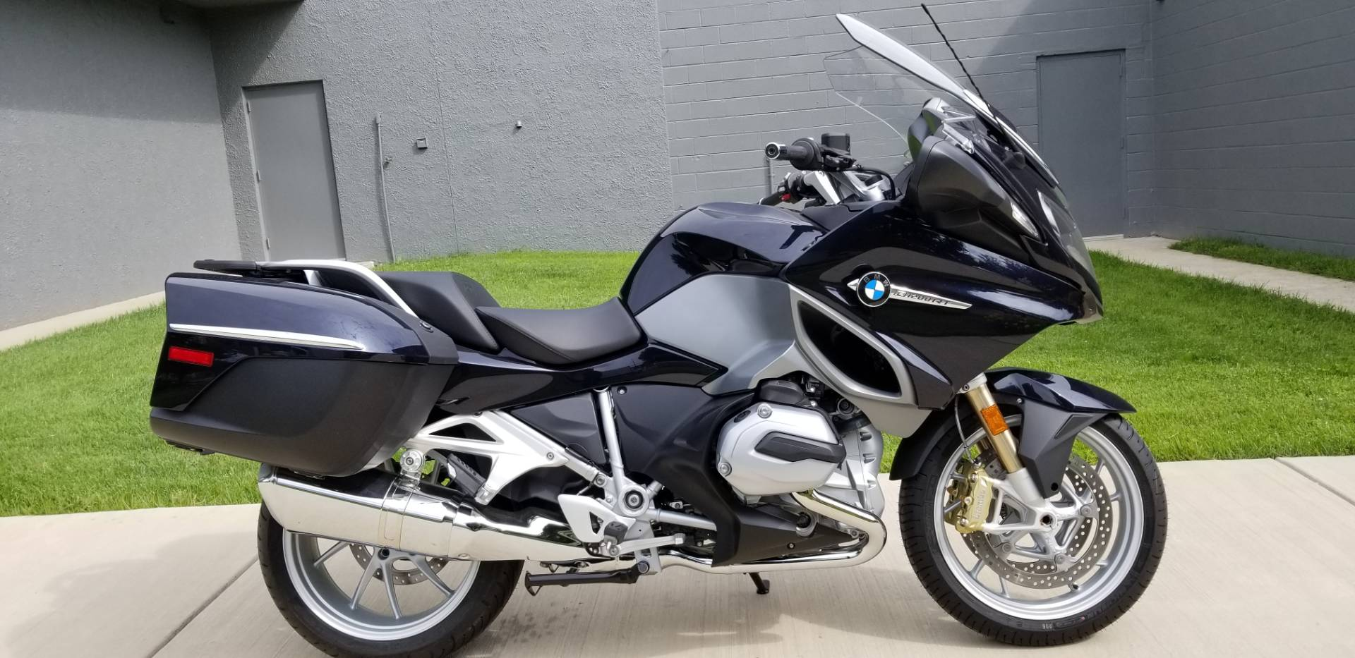 new 2017 bmw r 1200 rt motorcycles in gaithersburg md. Black Bedroom Furniture Sets. Home Design Ideas