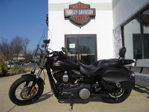 2013 Harley-Davidson Dyna® Street Bob® in Gaithersburg, Maryland
