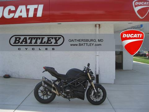 2013 Ducati Streetfighter 848 in Gaithersburg, Maryland